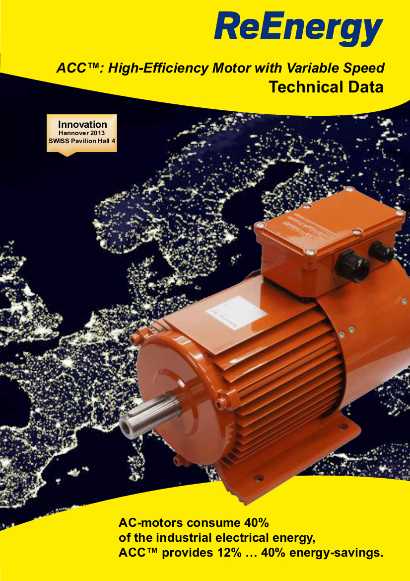ACC Leaflet Technical Data